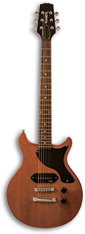 The Hamer Special Jr. Electric Guitar